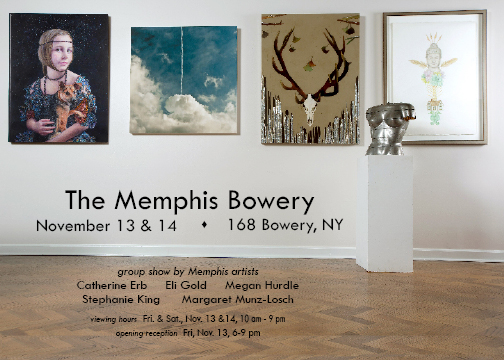 the memphis bowery evite